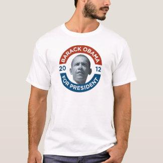 Barack Obama For President 2012 T-Shirt