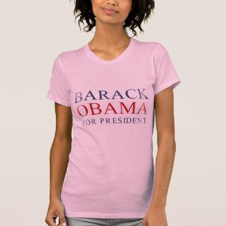 Barack Obama for President (2) Vintage.png Tee Shirts