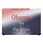Barack Obama For President Dulled Explosion iPad Mini Covers