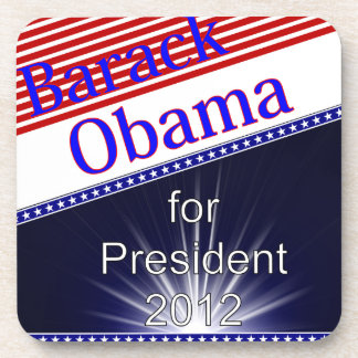 Barack Obama For President Explosion Coaster