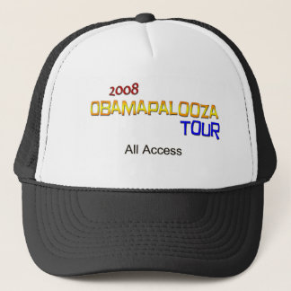 Barack Obama for President Trucker Hat