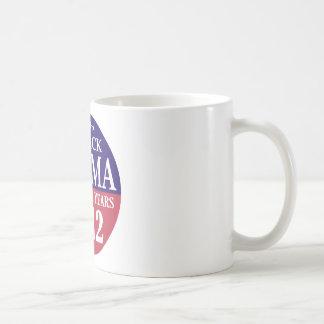 Barack Obama - Four More Years - 2012 Coffee Mug