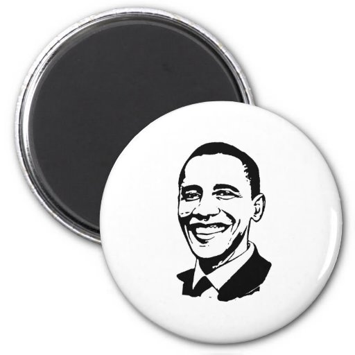 Barack Obama Fridge Magnets