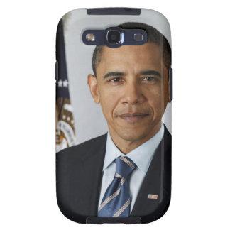 Barack Obama Samsung Galaxy S3 Cárcasa