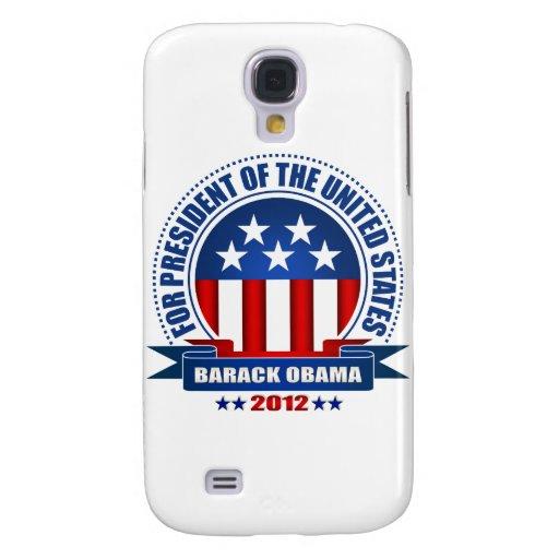 Barack Obama Funda Para Galaxy S4