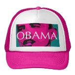 Barack Obama, gran casquillo rosado Gorro De Camionero