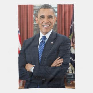 Barack Obama Hand Towels