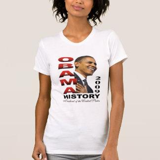 Barack Obama History camisole T-Shirt