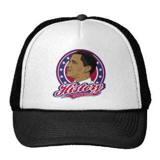 Barack Obama History Trucker Hat