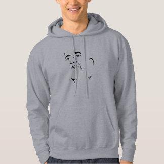 Barack Obama Hooded Sweatshirt