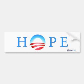 Barack Obama Hope Bumper Sticker