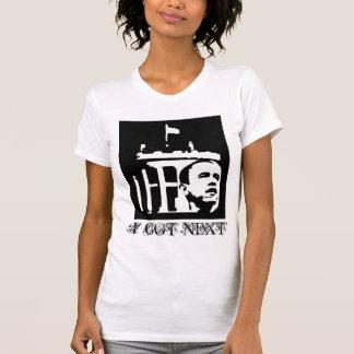 Barack Obama: I GOT NEXT - Customized T-Shirt