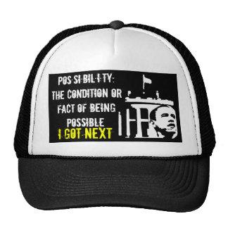 Barack Obama: I GOT NEXT Trucker Hat