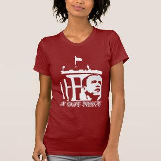 Barack Obama: I GOT NEXT/virtue T-Shirt
