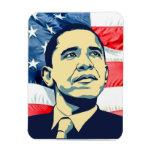 Barack Obama Iman Flexible