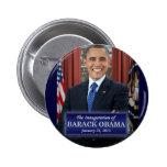 Barack Obama Inauguration 2013 2 Inch Round Button