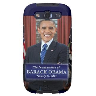 Barack Obama Inauguration 2013 Samsung Galaxy SIII Case