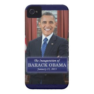 Barack Obama Inauguration 2013 iPhone 4 Case-Mate Case