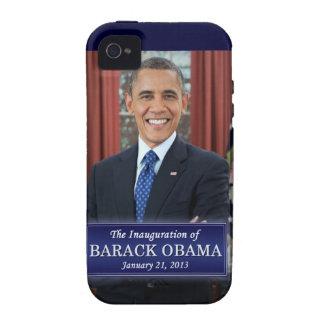 Barack Obama Inauguration 2013 iPhone 4 Cases