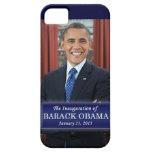 Barack Obama Inauguration 2013 iPhone 5 Cases