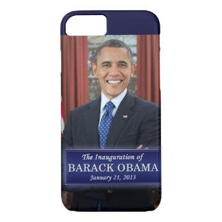 Barack Obama Inauguration 2013 iPhone 8/7 Case