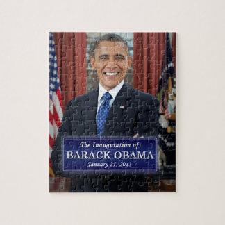 Barack Obama Inauguration 2013 Puzzles