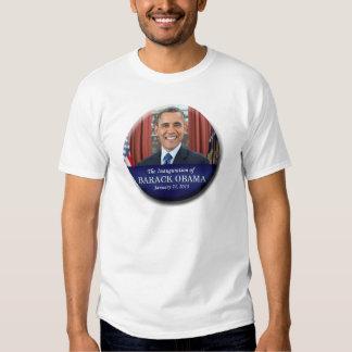Barack Obama Inauguration 2013 Shirt