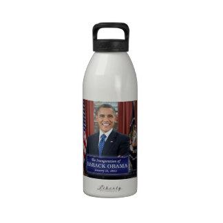Barack Obama Inauguration 2013 Water Bottles