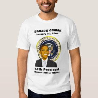 Barack Obama Inauguration Day Childrens T-shirt