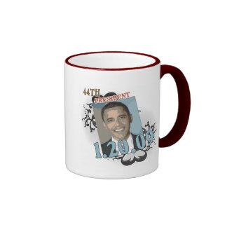 Barack Obama Inauguration Mugs