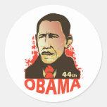 Barack Obama - inauguration Stickers