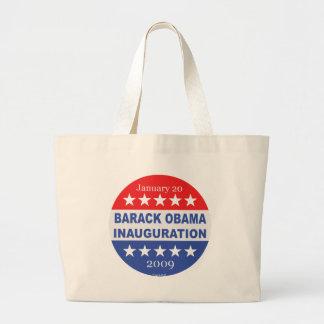 Barack Obama Inauguration Tote Bags