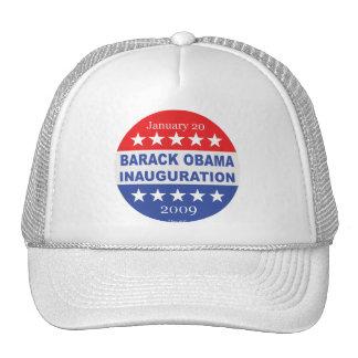 Barack Obama Inauguration Trucker Hat