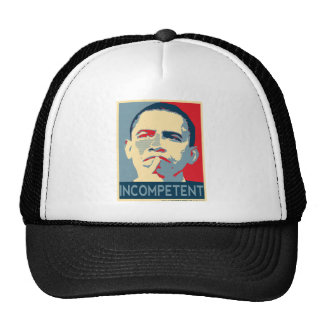 Barack Obama - Incompetent Trucker Hat