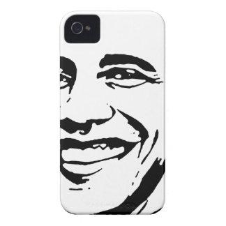 BARACK OBAMA INK ART Case-Mate iPhone 4 CASES