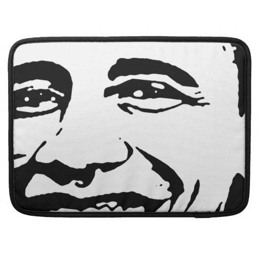 BARACK OBAMA INK ART SLEEVE FOR MacBook PRO