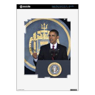 Barack Obama iPad 3 Skin