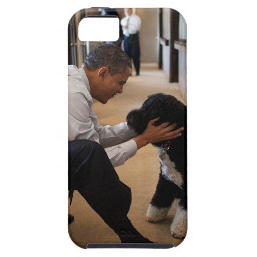Barack Obama iPhone 5 Carcasas