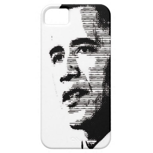 Barack Obama iPhone 5 Protector
