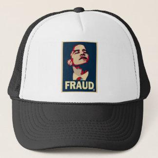 Barack Obama is a Fraud Trucker Hat