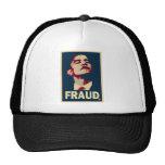 Barack Obama is a Fraud Trucker Hats