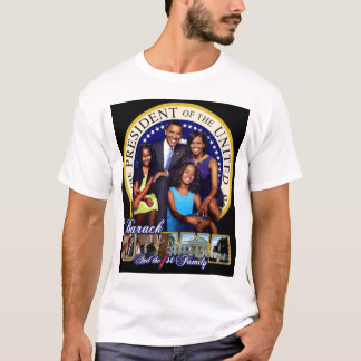 Barack Obama is our PRESIDENT 45th T-Shirt