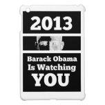 Barack Obama is Watching You Big Brother Parody iPad Mini Covers