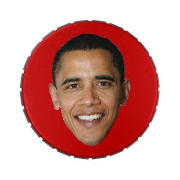 USA Themed Barack Obama Jelly Belly Tins
