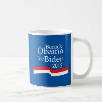 Barack Obama & Joe Biden Classic White Coffee Mug