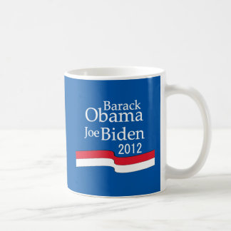 Barack Obama & Joe Biden Mug