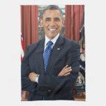Barack Obama Kitchen Towels