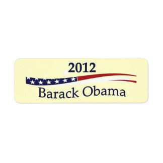 Barack Obama Labels