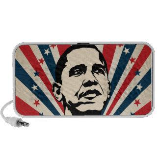 Barack Obama Laptop Speakers