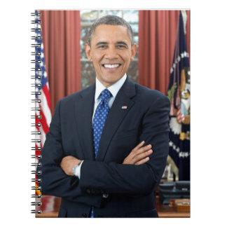 Barack Obama Cuaderno